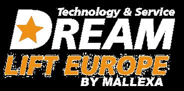 Logo Dream Lift Europa - Ladderlift te koop